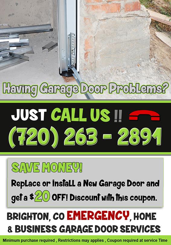 garage door repair brightonGarage Door Spring Brighton CO  Garage Doors Prices